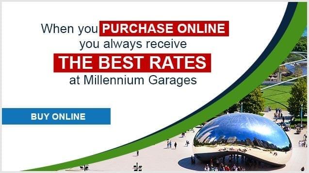 Millennium Garages Chicago Parking Downtown Chicago Parking
